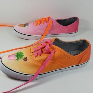 Mossimo Supply Co. Shoes - Customized Mossimo Sneakers Womens Sz 9 Gay Pride